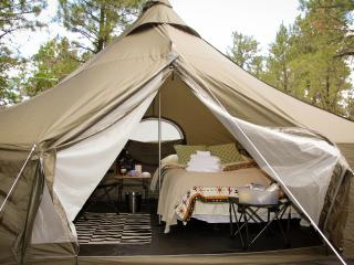 Arizona Luxury Expeditions--- All Inclusive Glamping with Professional Guides - Grand Canyon National Park vacation rentals