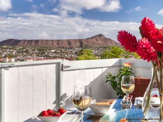 OVDH -Skyline, Ocean, Volcano Views! BBB A  w/ VAN - Kahala vacation rentals