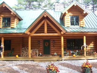 Authentic Log Home-Sebago and Long Lake Area - Harrison vacation rentals