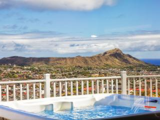 OVH -SPLENDOR ON THE RIDGE BBB A  with VAN - Honolulu vacation rentals