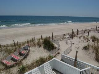 3or6BR--Classy Oceanfront--Stunning Views- 15 Feet - Beach Haven vacation rentals