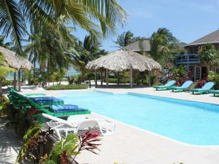 Direct-Beachfront Resort on Ambergris Caye - San Pedro vacation rentals