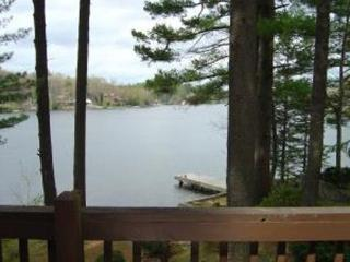 Lakefront Home Pvt Sandy Beach,CA,Jacuzzi,Internet - Salem vacation rentals