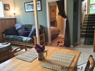 Sea Wolf Inn Private Garden Apartment, Downtown Kool & Quiet - Anchorage vacation rentals