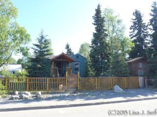 Sea Wolf Inn Private Garden Apartment, Downtown Kool & Quiet - Anchorage vacation rentals