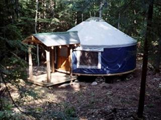 Hike in Backcountry Yurt Rentals - Minerva vacation rentals
