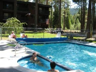 Tahoe Skiing Condo, Pool/Spa & Pope Beach - South Lake Tahoe vacation rentals