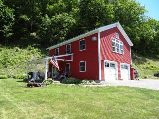 Enjoy a bird's eye view of Vermont hills - Tunbridge vacation rentals