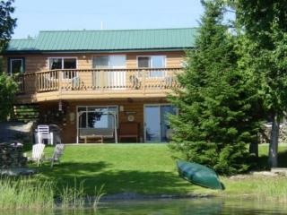 Aroostook County Lake Front Cabin - Monticello vacation rentals