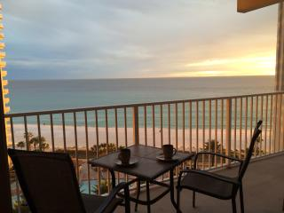Luxury Beachfront Condo W/Parking (Newly Reduced Winter Rates!) - Panama City Beach vacation rentals