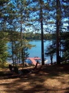 View of Silver Lake - MY T Pine Acres Lake Home - Minocqua - rentals