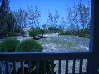 Beach front property with amazing sunsets - Tarpum Bay vacation rentals