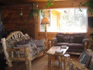 You will fall in love! Beautiful Cabin 4 Bd/2ba 5a - Divide vacation rentals
