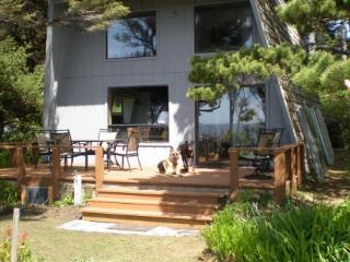 QUIET & BEAUTIFUL A-FRAME ON THE BEACH! NEW PHOTOS - Seal Rock vacation rentals