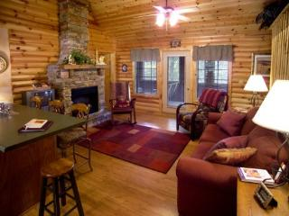 Cabin 4BR/BA: Close to SDC, nestled on 300 acres. - Branson West vacation rentals