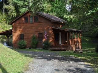 Bob Cat Run Log Cabin - Sugar Grove vacation rentals