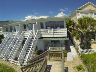 Almost Heaven D-OCEANFRONT 3 Bd/3Bth 1st Flr WiFi - Surfside Beach vacation rentals