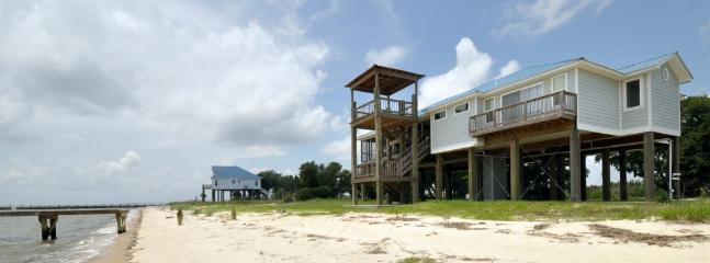 Oceanfront -life is so much different at the beach - Ocean Springs vacation rentals