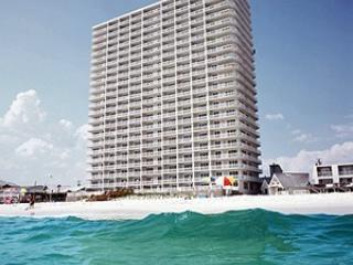 SEE, SMELL and HEAR the BEACH from this OCEANFRONT - Image 1 - Panama City Beach - rentals