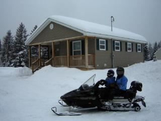 Northern Maine Snowmobiling Camp Rental - Soldier Pond vacation rentals