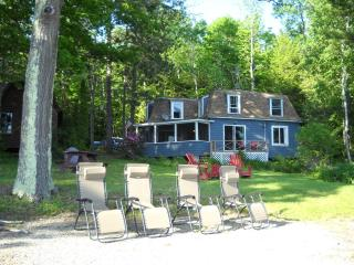 Swan Lake Waterfront Cottage A/C & Heat - Frankfort vacation rentals