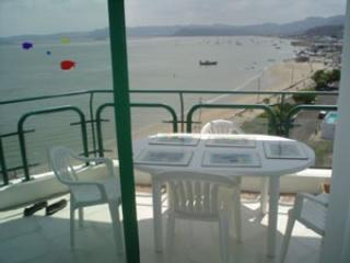 Bayside View and Ocean View to Right - Bahia de Caraquez vacation rentals