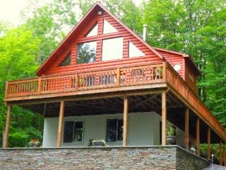 Perfect Chalet with Deck and A/C - Hunter vacation rentals
