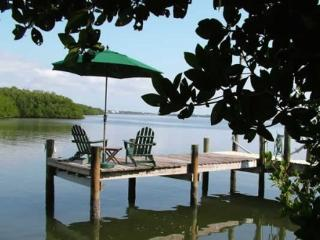 Bayfront Home, Private Dock, 4 Kayaks, Broadband - Placida vacation rentals