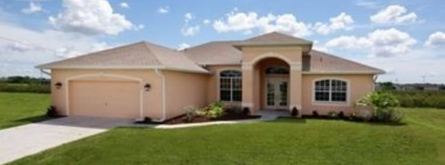 "Cape Coral,Florida Pool Home ""Four Seasons"" - Image 1 - Cape Coral - rentals"