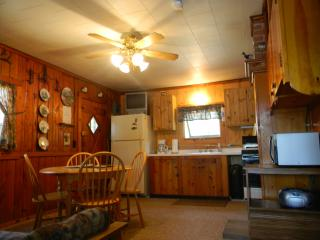 Cozy Cottage with Central Heating and Porch - Hazelhurst vacation rentals