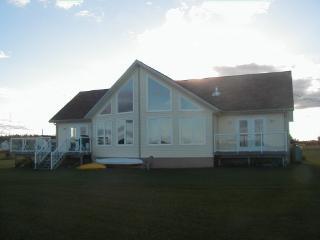 Glorious waterfront views across Brackley Bay - Brackley Beach vacation rentals