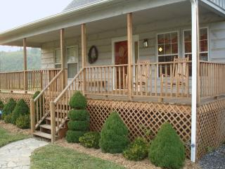 Riverfront Getaway Cabin In The NC Mountains - Todd vacation rentals