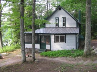 Cry of the Loon Cottage on Quiet, Clean Maine lake - East Stoneham vacation rentals