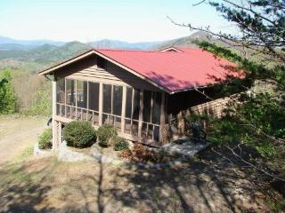 Comfortable Cabin with Deck and A/C - Isabella vacation rentals