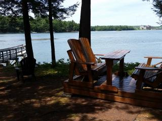 Maine Island Summer Ocean Estuary Vacation Home - Wiscasset vacation rentals