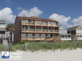 Ocean Front Condo for Rent by Owner - Image 1 - Surfside Beach - rentals