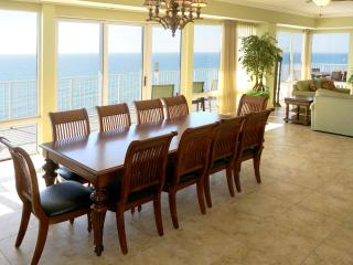 4 Bedroom PENTHOUSE * 2 Gulf Front Master Suites - Panama City Beach vacation rentals