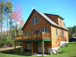 4 Bed Log Home in the western mountains of maine - Bethel vacation rentals