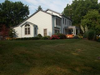 Huron OH Lakefront Home & Private Sandy Beach - Huron vacation rentals