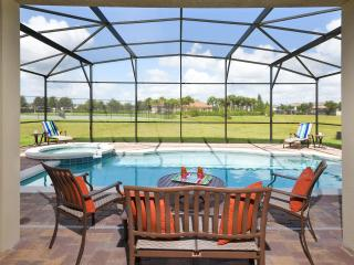 6 Bed, Private Pool w/ Spa, Media Rooms - 951SP - Davenport vacation rentals
