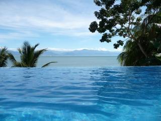 Beach front Casa, Infiniti Pool between La Cruz & Bucerias - La Cruz de Huanacaxtle vacation rentals
