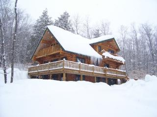 Highland Lake Access Authentic Log Home - Bridgton vacation rentals