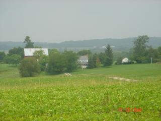 1840 PA Farmhouse & Cottage on 83 Acres w/ Pool - East Berlin vacation rentals