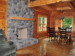 Nice Cabin with Deck and A/C - Logan vacation rentals