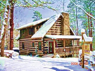 Secluded but close to town-  Pets OK, WINTER DEALS - Sevierville vacation rentals