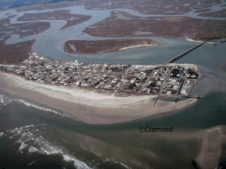 4 Houses from an Uncrowded Beach- S of Ocean City! - Strathmere vacation rentals