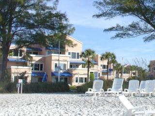 Beachfront resort - heated pool + tennis - discounts! - Longboat Key vacation rentals