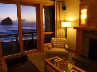 Luxury, ocean-front, pets okay, grill, wifi, bikes - Pacific City vacation rentals