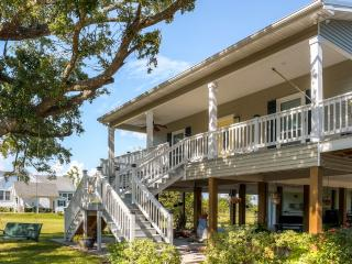 Bright & Airy 4BR Pass Christian House w/Wifi, Wraparound Porch & Spectacular Gulf Views - Experience Mardi Gras Gulf Coast Style! Walking Distance to Beach, Near Outdoor Recreation, Casinos & New Orleans - Pass Christian vacation rentals
