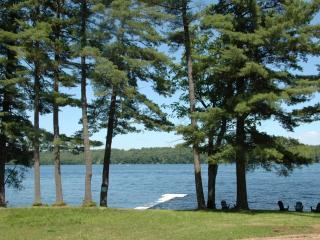 Perfect Cabin with Stove and Water Views - Bridgton vacation rentals